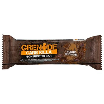 Picture of Grenade carb killa Protein bar - Fudge Brownie