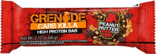 Picture of Grenade Carb Killa Protein bar - Peanut Nutter