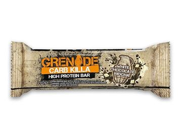 Picture of Grenade Carb killa Protein Bar - White Chocolate Mocha