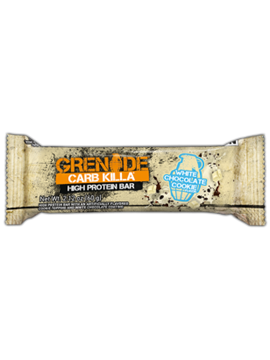 Picture of Grenade carb killa Protein Bar - White Chocolate Cookie