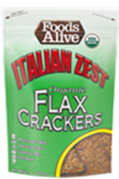 Picture of Flax Crackers - Italin Zest