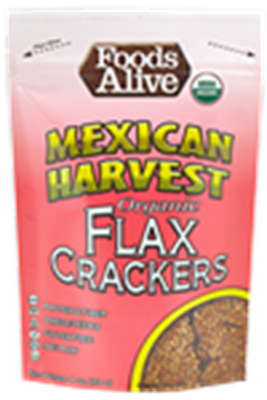 Picture of Flax Crackers - Mexican Harvest
