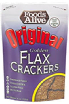 Picture of Flax Crackers - Original