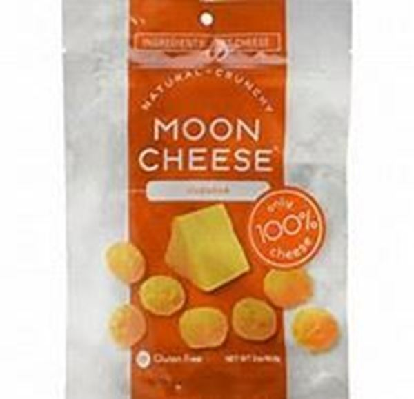 Picture of Moon Cheese - Cheddar