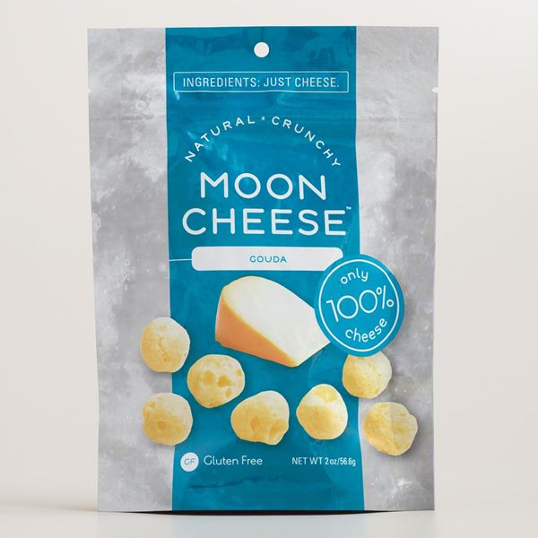 Picture of Moon Cheese - Gouda