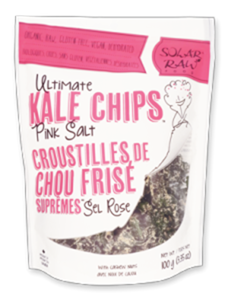 Picture of Kale chips - Pink Salt