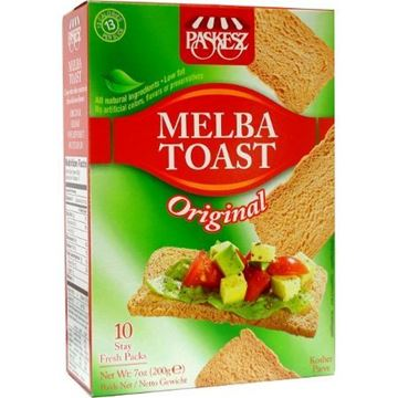 Picture of Melba Toast - Original
