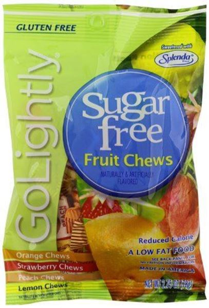 Picture of Candy (Go Lightly) - Fruit Chews (chewy)