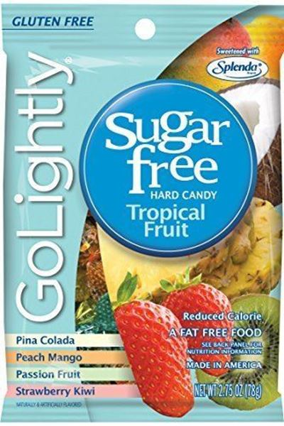 Picture of Candy (Go Lightly) - Tropical Fruit (hard)