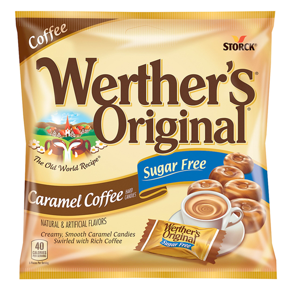 Picture of Candy (Werthers) - Coffee