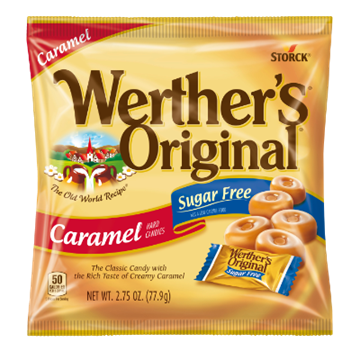 Picture of Candy (Werthers) - Original Butter