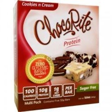 Picture of Healthsmart Chocorite Bar ( Multi pack ) - Cookie Dough