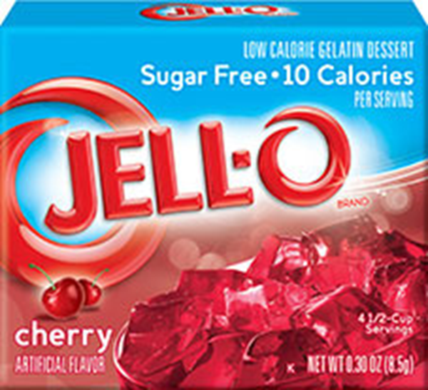 Picture of Jello - Cherry