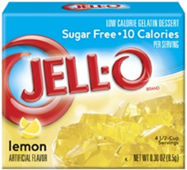 Picture of Jello - Lemon