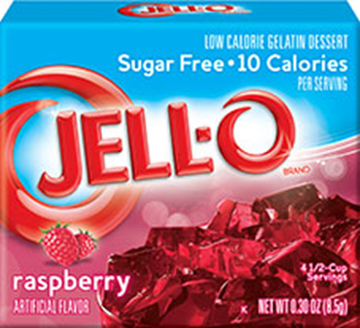 Picture of Jello - Raspberry