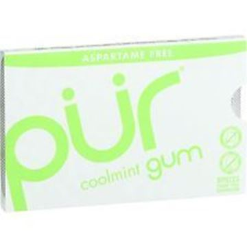Picture of Pur gum - Coolmint