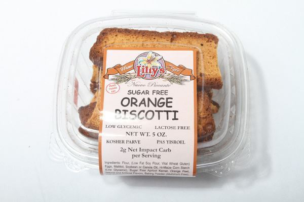 Picture of Lilly's Biscotti - Orange