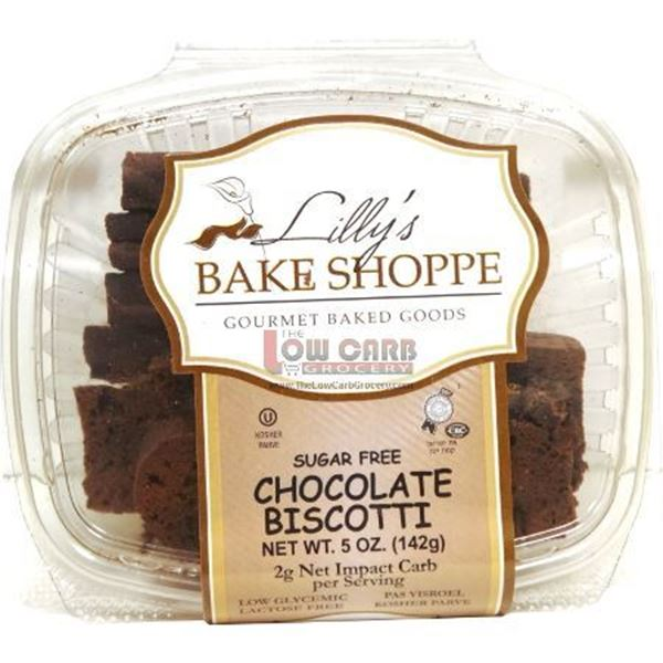 Picture of Lilly's Biscotti - Chocolate