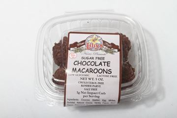 Picture of Lilly's Macaroons - Chocolate