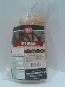 Picture of Great Low Carb Bread - Rye