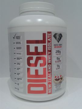 Picture of Diesel Protein shake ( 5lb ) - Chocolate Banana Split Sundae