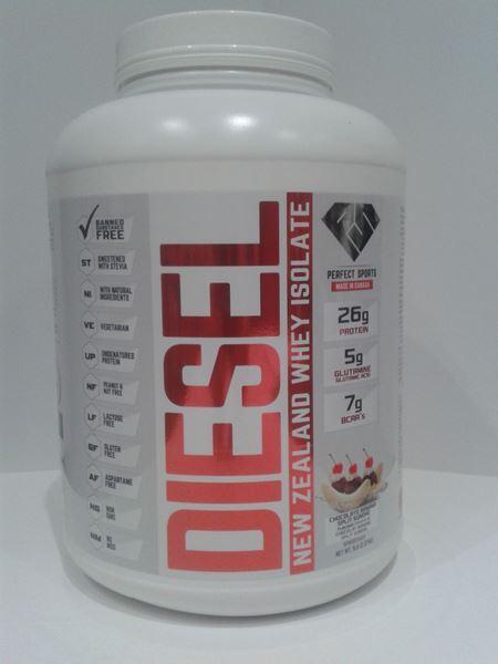 Picture of Diesel Protein shake ( 5lb ) - Chocolate Banana Split Sundae
