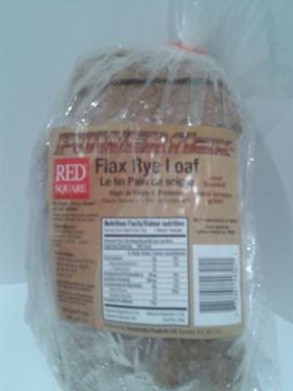 Picture of Power Flax - Rye Loaf Bread