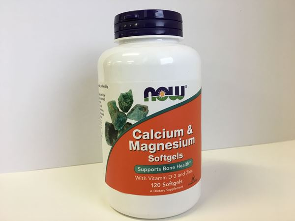 Picture of Now - Calcium & Magnesium
