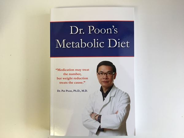 Picture of Dr. Poon's Metabolic Diet Book - New Edition
