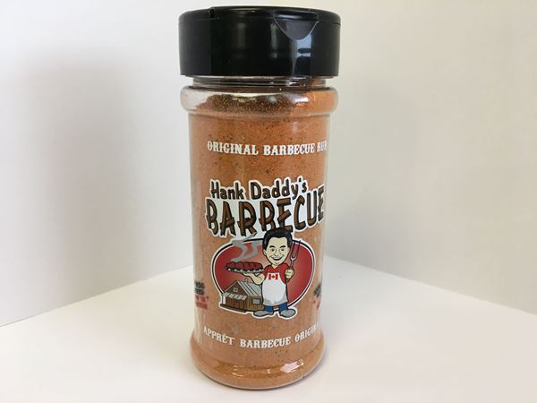 Picture of Hank Daddy's Barbecue Rub