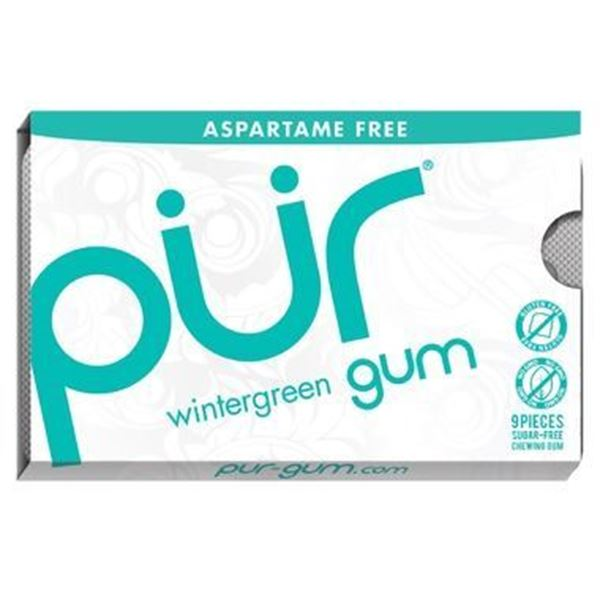 Picture of Pur gum - Wintergreen