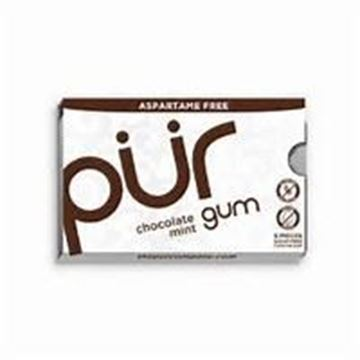 Picture of Pur gum - Chocolate mint