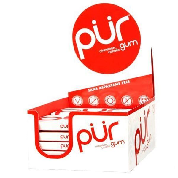 Picture of Pur gum - Cinnamon  Box of 12
