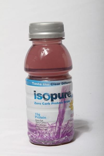 Picture of Drink ( Iso pure ) - Grape Frost