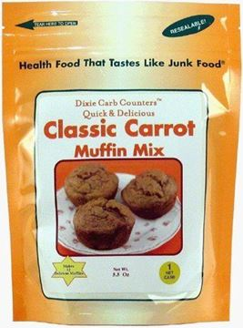 Picture of Muffin Mix - Classic Carrot