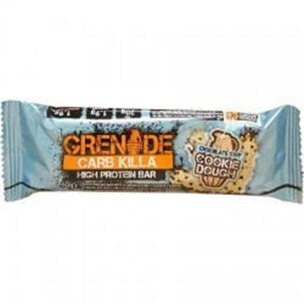 Picture of Grenade carb Killa Protein Bar - Cookie Dough