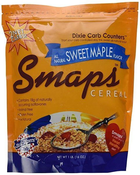 Picture of Cereal - Dixie Diner Maple Smaps