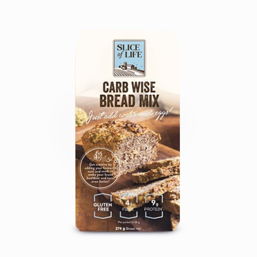 Picture of Slice of life - Carb Wise Bread Mix