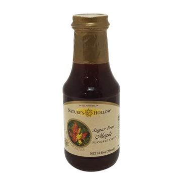 Picture of Nature's Hollow Sugar Free - Maple Syrup