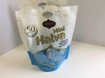 Picture of Achva Halva - Mini pack of 15x10g