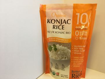 Picture of Organic Konjac Rice