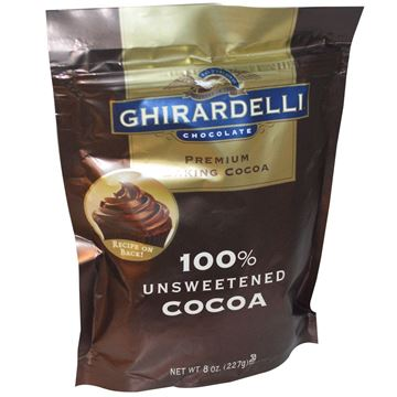 Picture of Ghirardelli Premium Baking Cocoa
