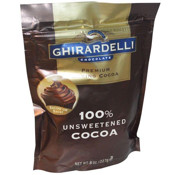 Picture of Ghirardelli Premium Baking Cocoa
