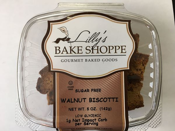 Picture of Lilly's Biscotti - Walnut