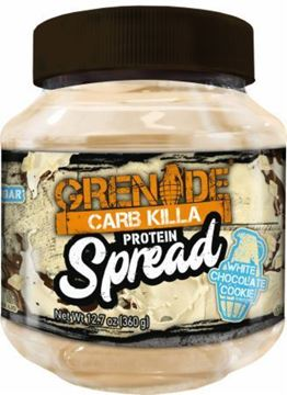 Picture of Grenade Carb Killa Protein Spread - White Chocolate Cookie