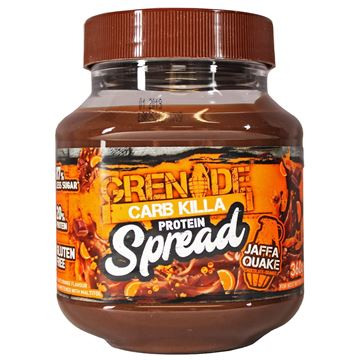 Picture of Grenade Carb Killa Protein Spread - Jaffa Quake