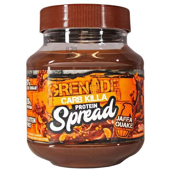 Picture of Grenade Carb Killa Protein Spread - Jaffa Quake