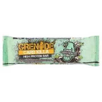 Picture of Grenade Carb Killa Protein bar - Dark Chocolate Mint