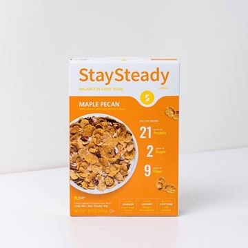 Picture of Cereal - Stay Steady (HiLo) Maple Pecan