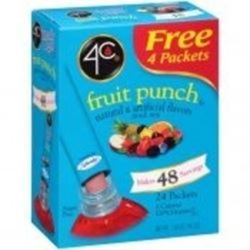 Picture of 4C Totally light to Go Drink Mix - Fruit Punch